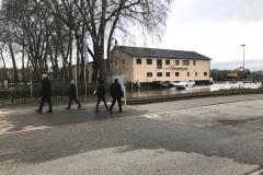 Rheinhochwasser am 7. Januar 2018 021