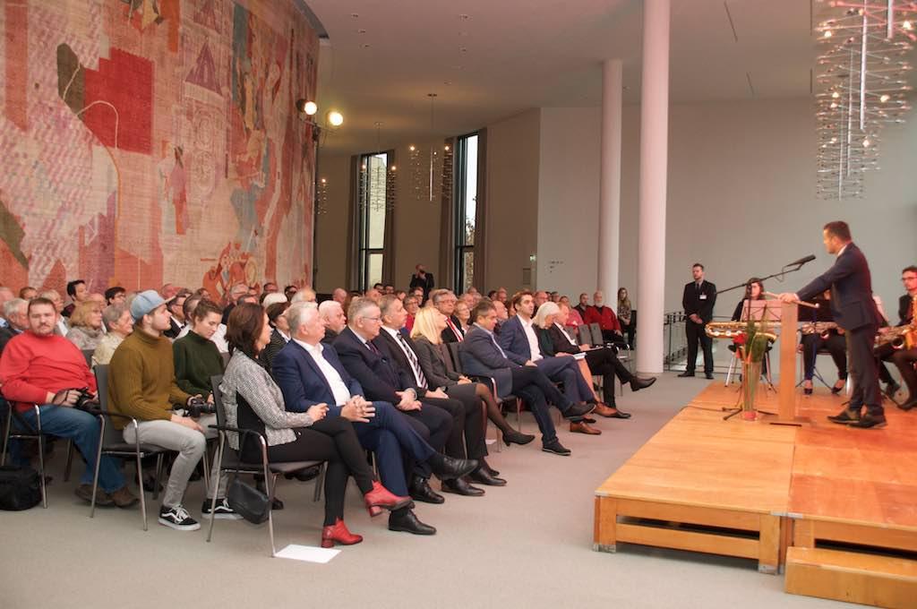 SPD-Bürgerewmpfang 2018 mit Sigmar Gabriel am 2. Dezember 2018 017