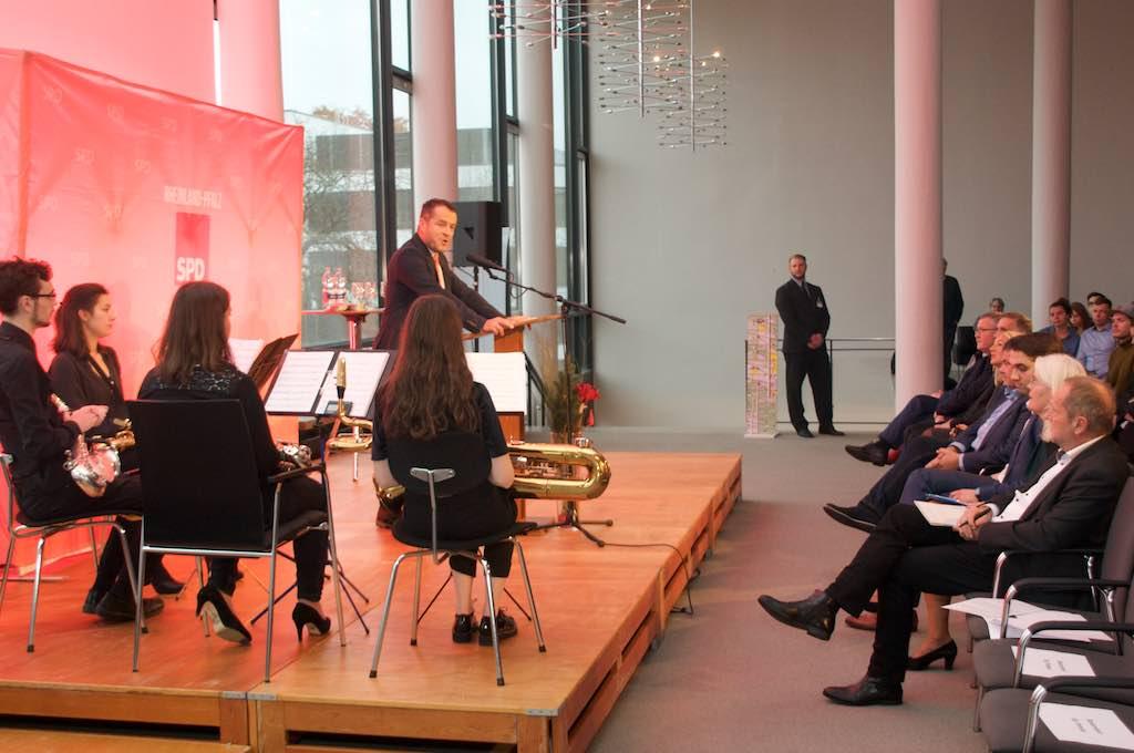 SPD-Bürgerewmpfang 2018 mit Sigmar Gabriel am 2. Dezember 2018 018