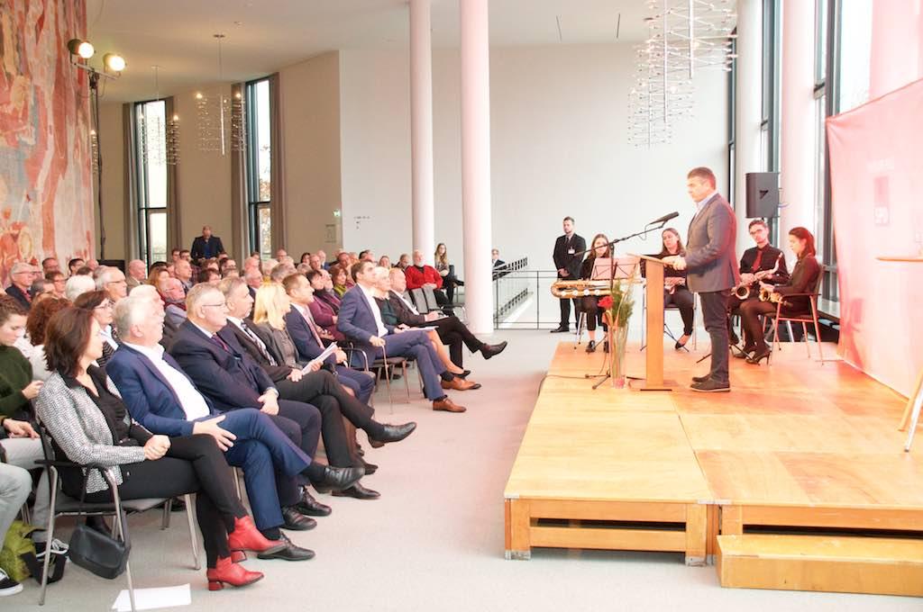 SPD-Bürgerewmpfang 2018 mit Sigmar Gabriel am 2. Dezember 2018 032