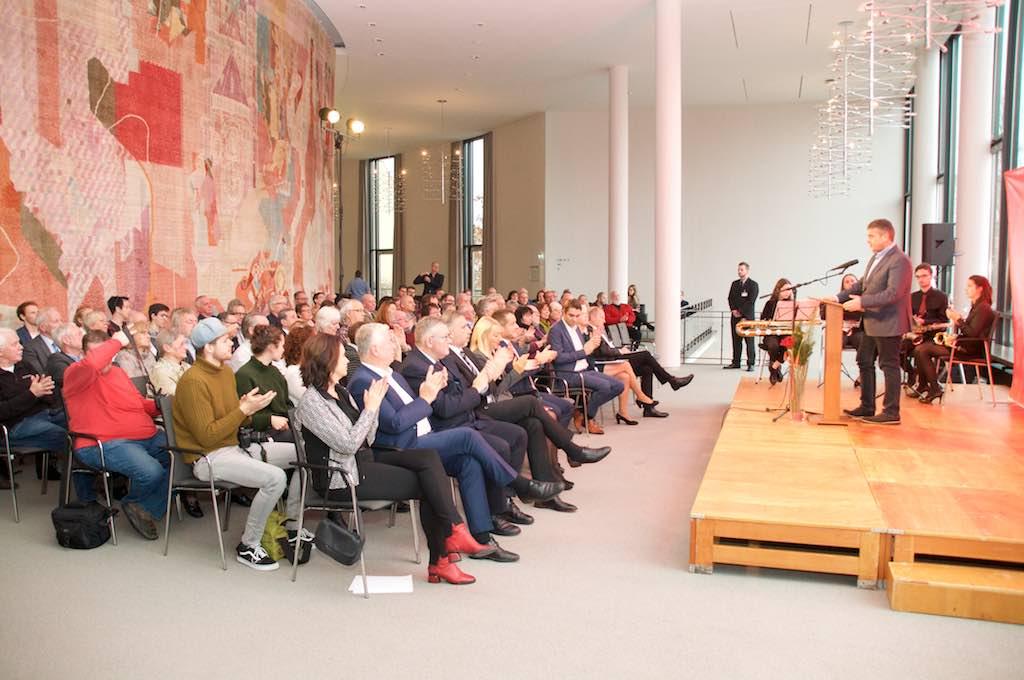 SPD-Bürgerewmpfang 2018 mit Sigmar Gabriel am 2. Dezember 2018 034