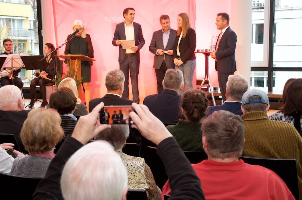 SPD-Bürgerewmpfang 2018 mit Sigmar Gabriel am 2. Dezember 2018 050