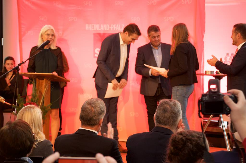 SPD-Bürgerewmpfang 2018 mit Sigmar Gabriel am 2. Dezember 2018 051