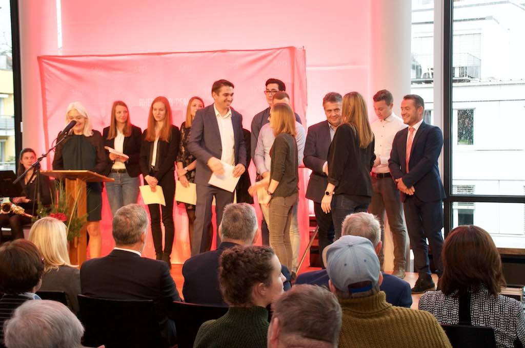 SPD-Bürgerewmpfang 2018 mit Sigmar Gabriel am 2. Dezember 2018 071