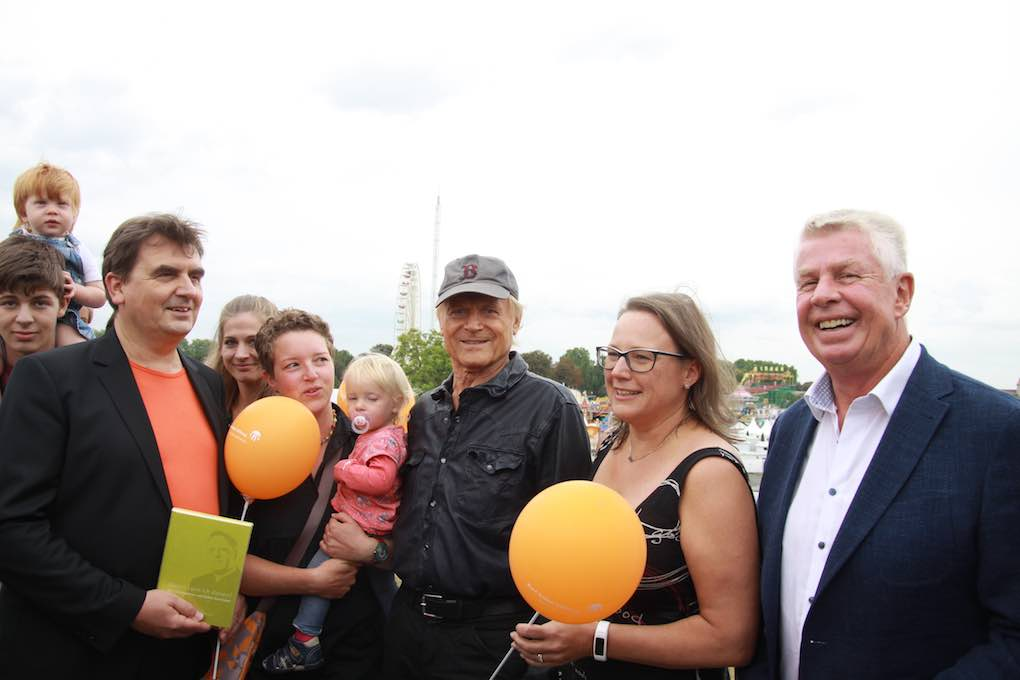 Terence Hill am 24. August 2018 in Worms 002