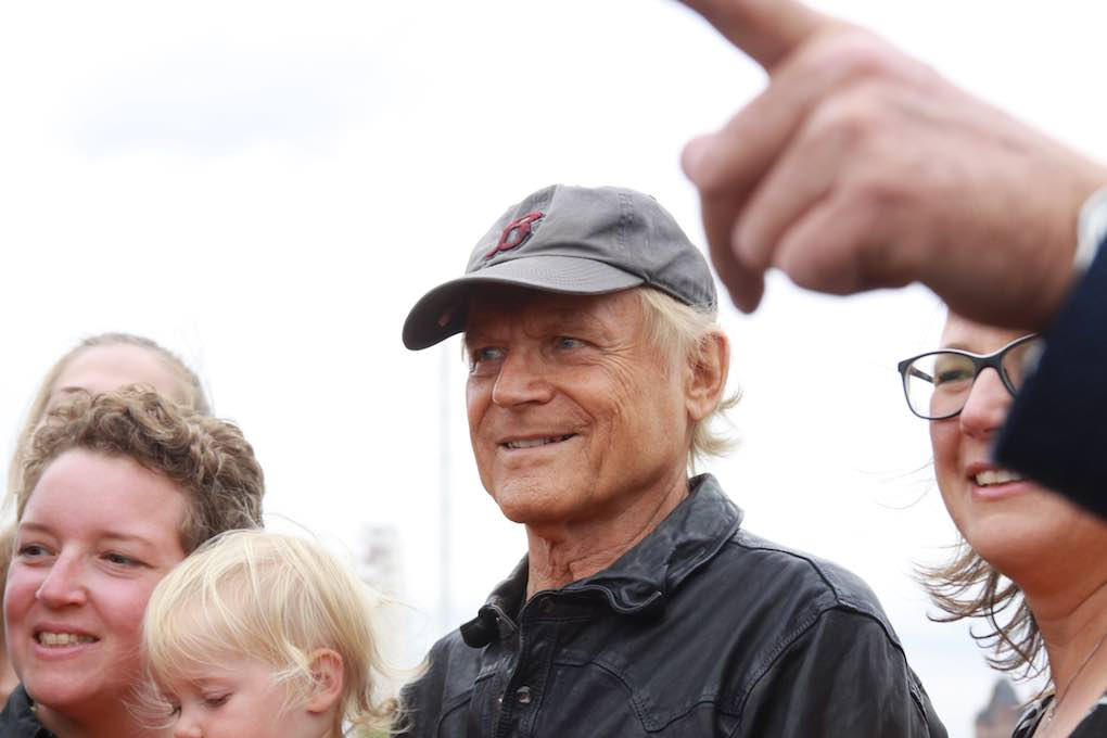 Terence Hill am 24. August 2018 in Worms 003