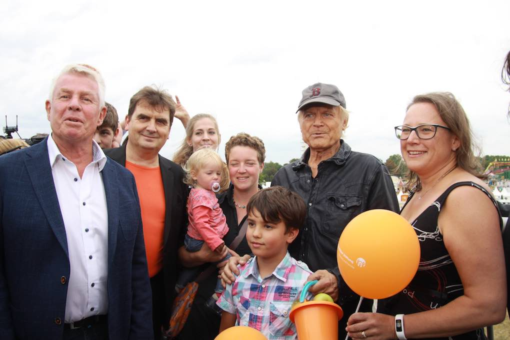 Terence Hill am 24. August 2018 in Worms 005