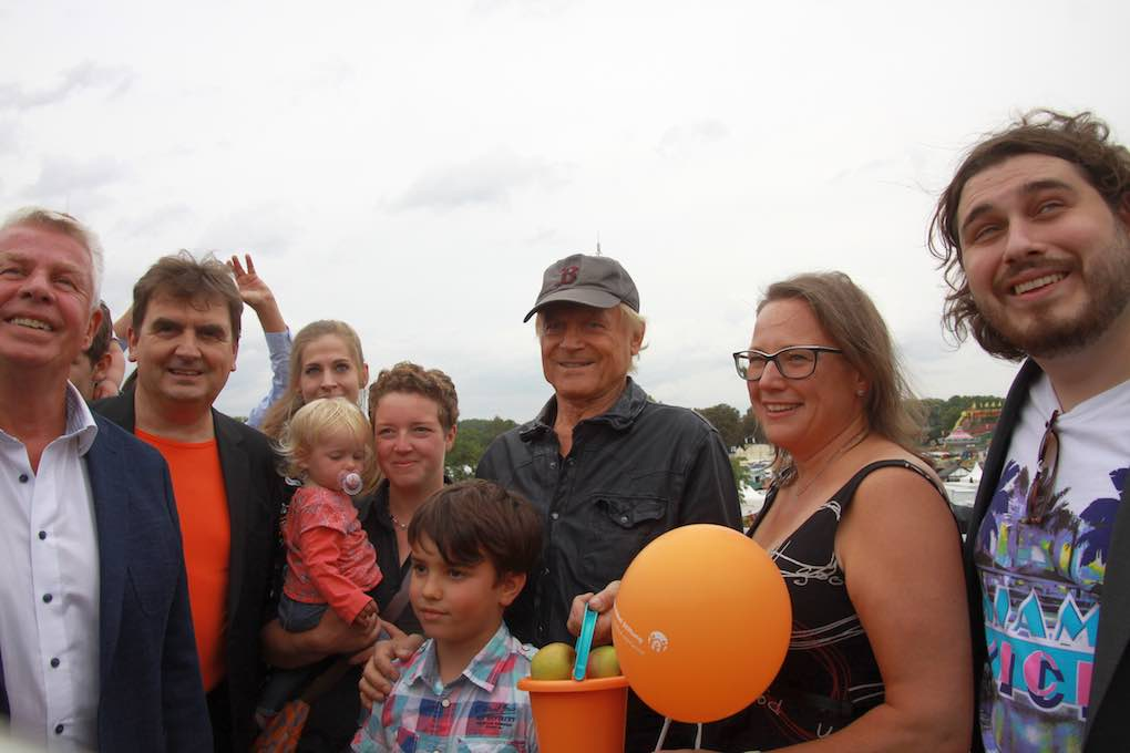 Terence Hill am 24. August 2018 in Worms 006
