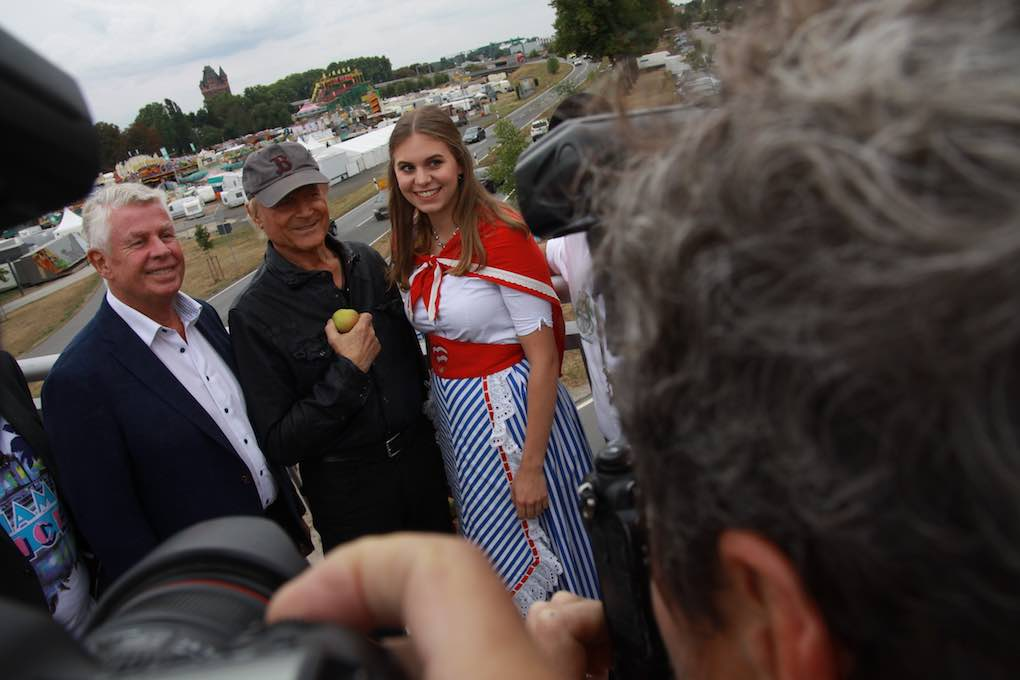 Terence Hill am 24. August 2018 in Worms 009
