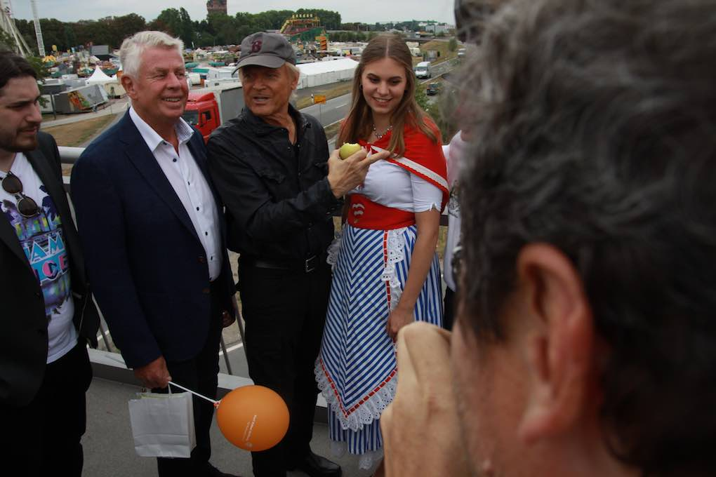 Terence Hill am 24. August 2018 in Worms 010