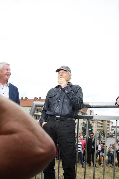 Terence Hill am 24. August 2018 in Worms 016