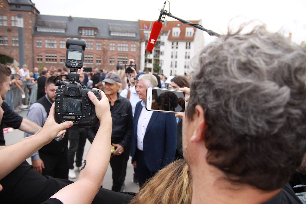 Terence Hill am 24. August 2018 in Worms 031