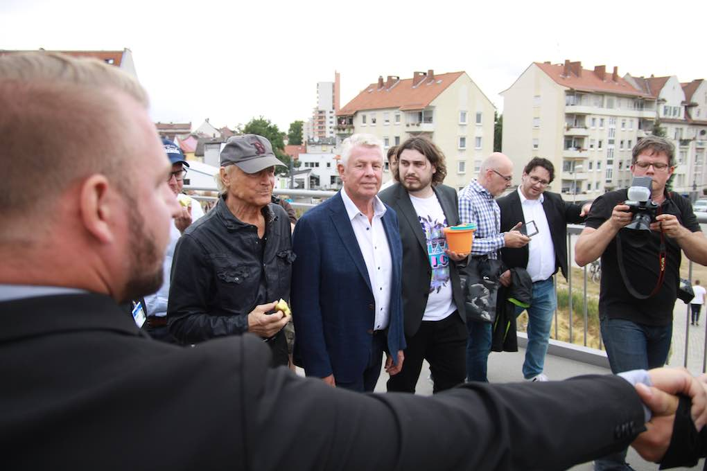 Terence Hill am 24. August 2018 in Worms 032