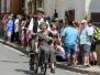 Traubenblütenfest-Umzug am 10. Juni in Westhofen