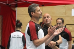 Turn-Länderkampf der Frauen am 7. September 2019 in Worms 071