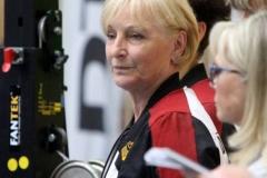 Turn-Länderkampf der Frauen am 7. September 2019 in Worms 082