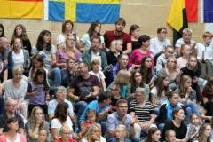 Turn-Länderkampf der Frauen am 7. September 2019 in Worms 092