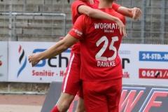 VFR Wormatia Worms gegen FV Diefflen 011