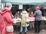 Weihnachtsmarkt und Hobbykünstlerausstellung in Horchheim am 2. Dezember