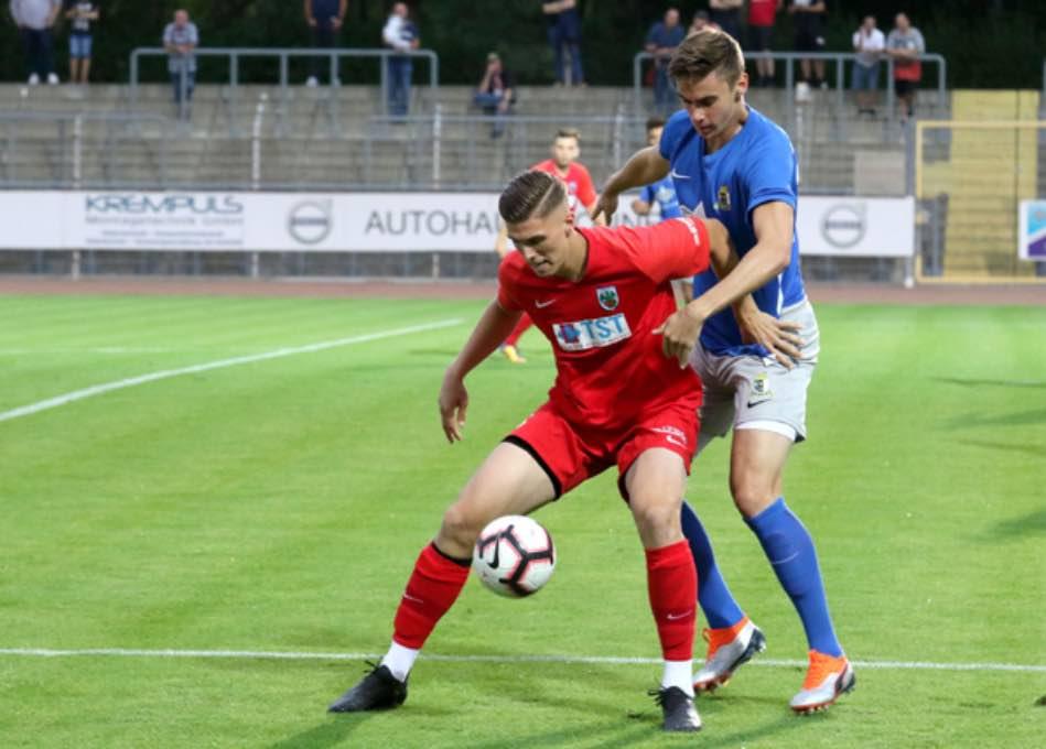Wormatia Worms – Eintracht Trier 0-1 am 9. August 2019 003