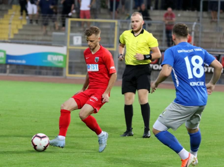Wormatia Worms – Eintracht Trier 0-1 am 9. August 2019 004