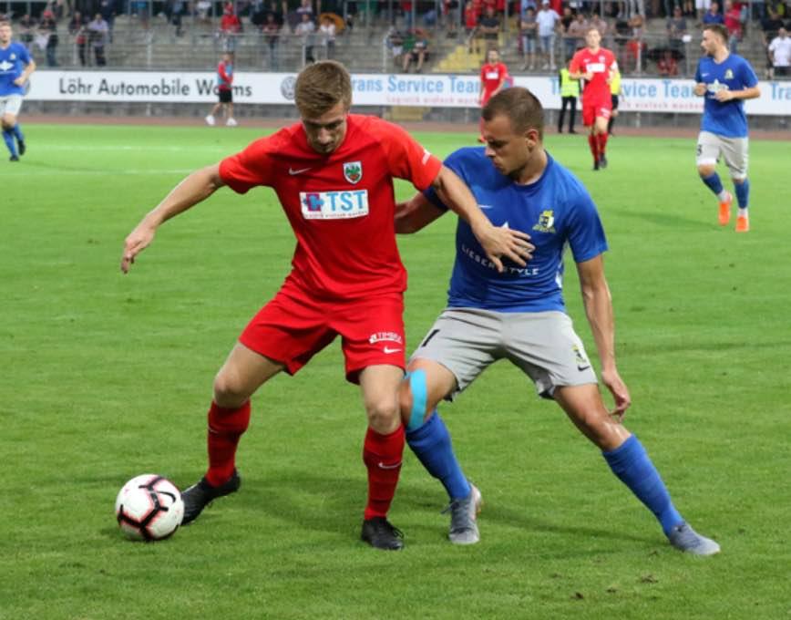 Wormatia Worms – Eintracht Trier 0-1 am 9. August 2019 013