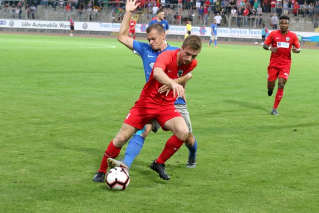 Wormatia Worms – Eintracht Trier 0-1 am 9. August 2019 014