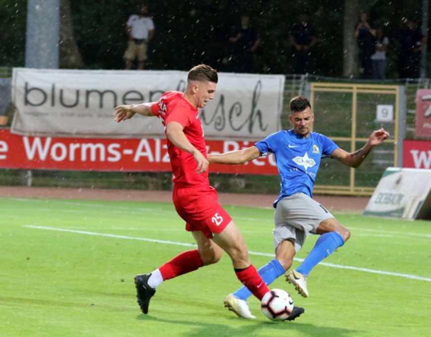 Wormatia Worms – Eintracht Trier 0-1 am 9. August 2019 018
