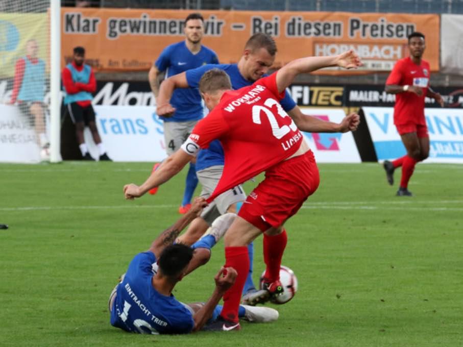 Wormatia Worms – Eintracht Trier 0-1 am 9. August 2019 028