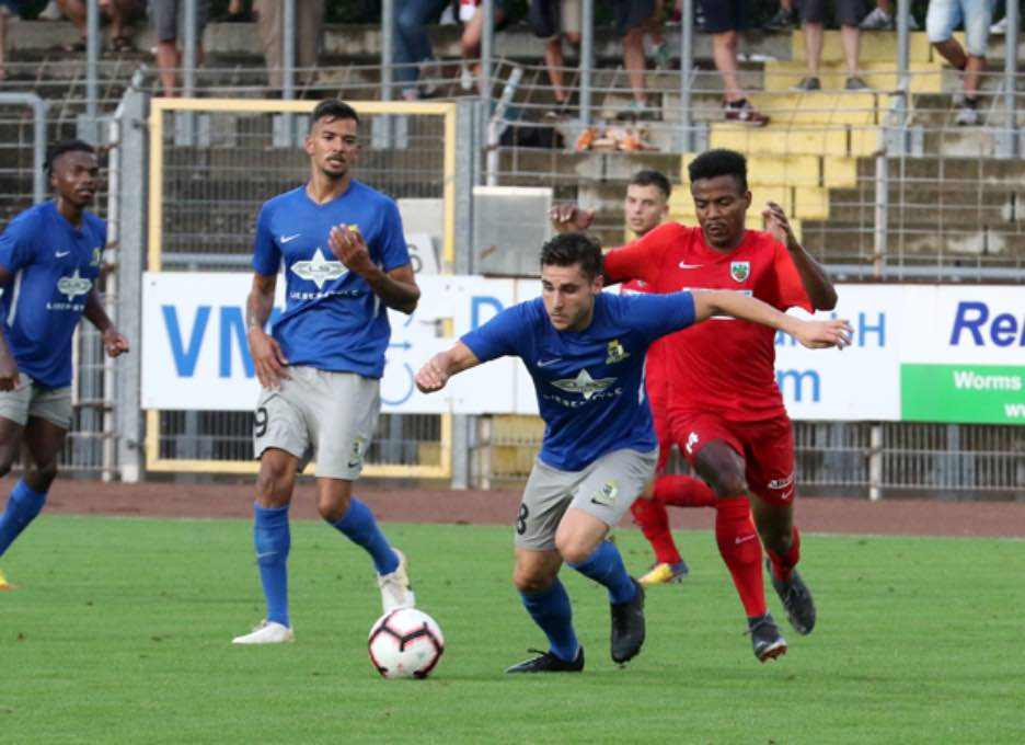 Wormatia Worms – Eintracht Trier 0-1 am 9. August 2019 041