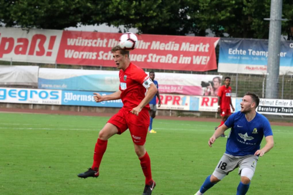 Wormatia Worms – Eintracht Trier 0-1 am 9. August 2019 048