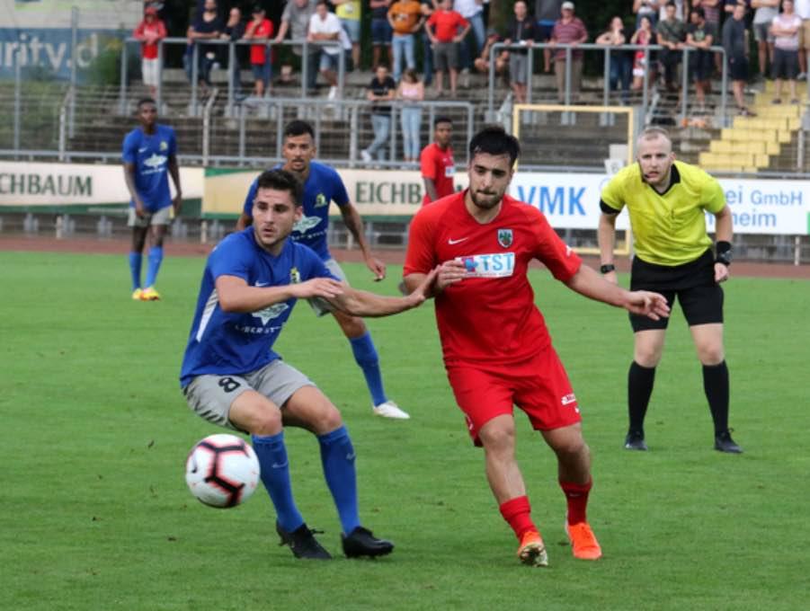 Wormatia Worms – Eintracht Trier 0-1 am 9. August 2019 049