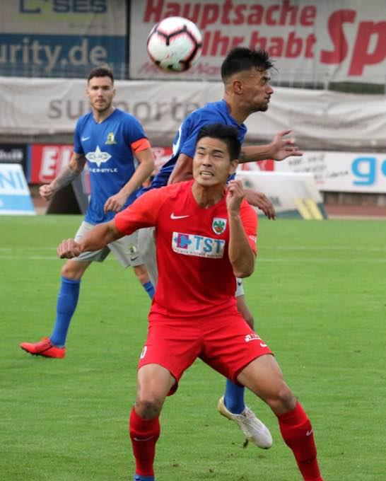 Wormatia Worms – Eintracht Trier 0-1 am 9. August 2019 053