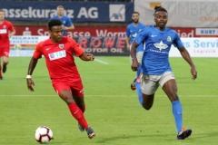 Wormatia Worms – Eintracht Trier 0-1 am 9. August 2019 010