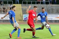 Wormatia Worms – Eintracht Trier 0-1 am 9. August 2019 016
