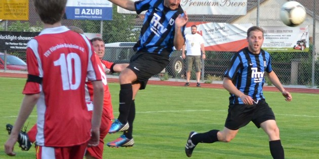 Christian Brusius ist einer von etlichen Neuen beim FSV Abenheim und dürfte auch eine Verstärkung sein.