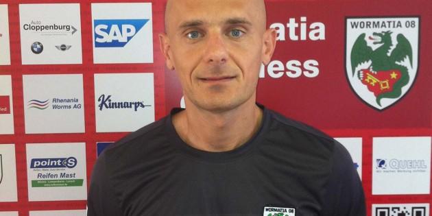 Transfercoup: Wormatia Worms verpflichtet Srdjan Baljak vom MSV Duisburg