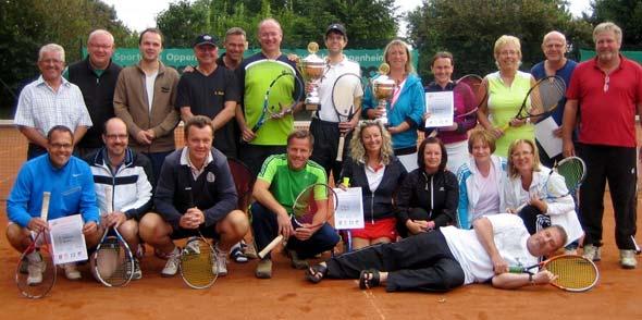 20. Verbandsgemeinde Doppel-Turnier beim TC Alsheim