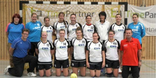 Die Handball-Damen der TG Osthofen wollen in der Saison 2013/2014 unter den ersten Drei in der Rheinhessenliga schon ein Wörtchen mitreden. Foto: Klaus Diehl