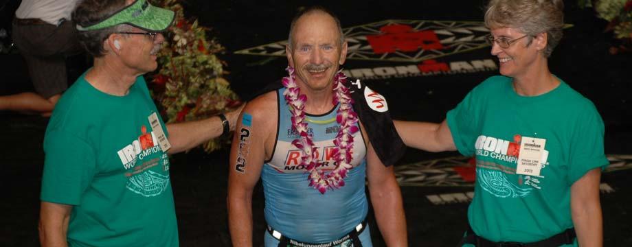 Dieter Holz/Ironman