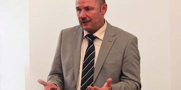 Der Rheinland-Pfälzische CDU-Landtagsabgeordnete und CDA-Landesvorsitzende Adolf Kessel.