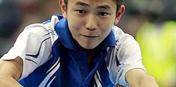 Neue Nummer eins des Tischtennis-Regionalligisten TV 1863 Leiselheim: Eric Jouti aus Brasilien, aktuell an Position 333 der ITTF-Weltrangliste geführt.