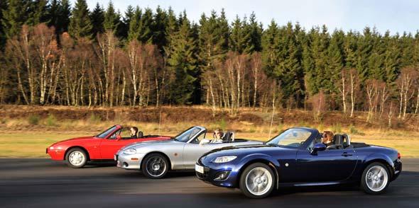 Autohaus Ried bietet erfolgreichsten Roadster aller Zeiten