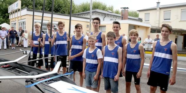 Wer die Jugend hat, hat auch die Zukunft. So das Leitmotiv in allen Planungen beim Wormser Ruderclub Blau-Weiß.
