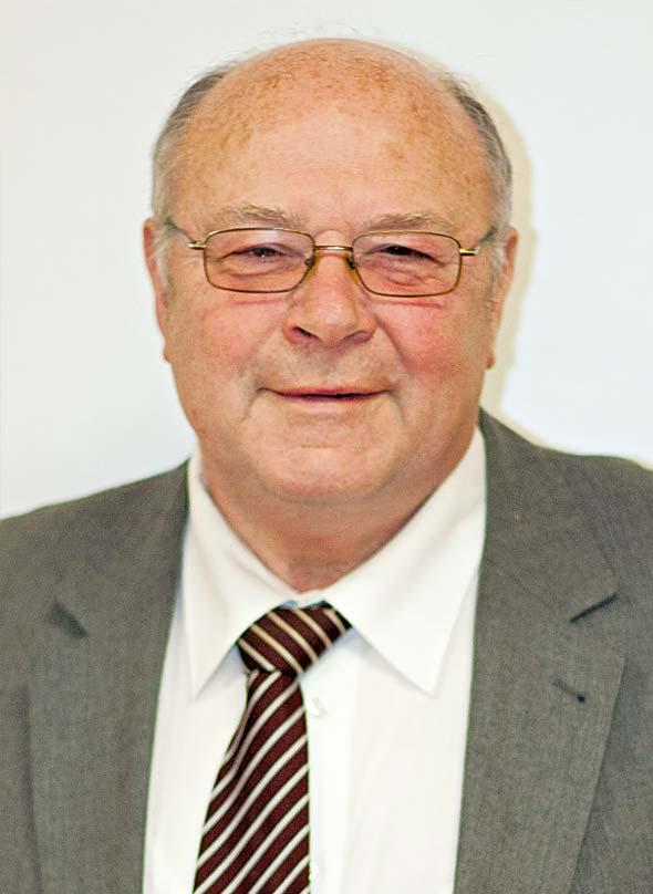 Kurt Janson, Ortsbürgermeister von Bockenheim/Weinstraße.