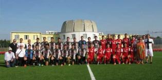 Wormatia-Jugend zu Gast in Parma