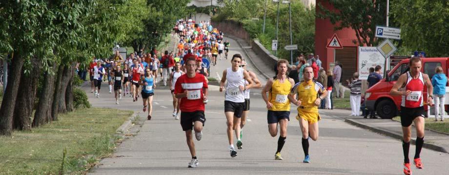 250 Athleten stellen sich der Herausforderung
