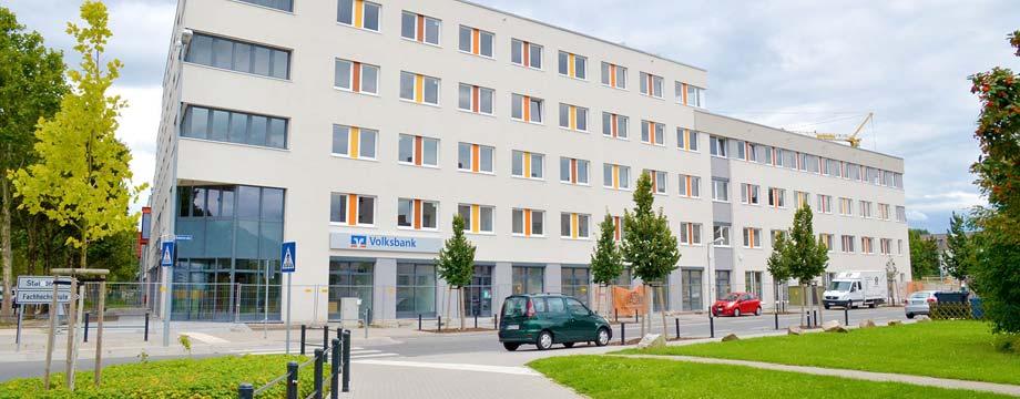 Ärztehaus öffnet am 1. September seine Pforten