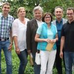 Neuwahlen zum Fraktionsvorstand der Wormser SPD
