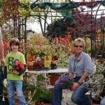 Bunte Gartenideen und Farben in Hülle und Fülle